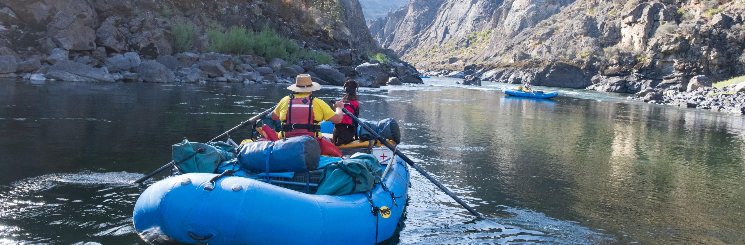 lower salmon river rafting
